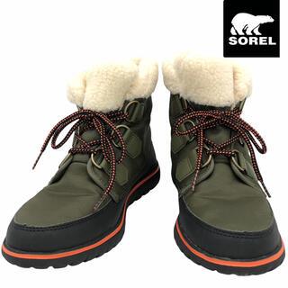 ソレル(SOREL)の【美品】SOREL ソレル NL 2297 コージカーニバル ウィンター ブーツ(ブーツ)