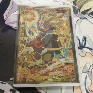 バンダイ(BANDAI)のスーパードラゴンボールヒーローズ トランクス:ゼノ HGD4-53(シングルカード)