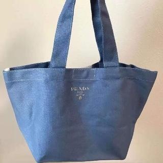 PRADA - 【新品未使用】プラダPRADA ノベルティ トートバッグ【専用作成で値引きます】