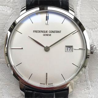 FREDERIQUE CONSTANT - 【未使用】フレデリックコンスタント スリムライン 腕時計