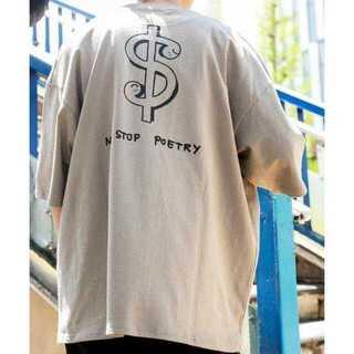 フリークスストア(FREAK'S STORE)のマークゴンザレス 別注 ビッグシルエット プリント Tシャツ(Tシャツ/カットソー(半袖/袖なし))