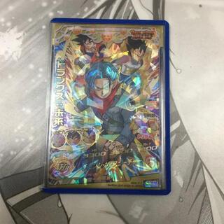 バンダイ(BANDAI)のスーパードラゴンボールヒーローズ トランクス:未来 HGD9-44(シングルカード)