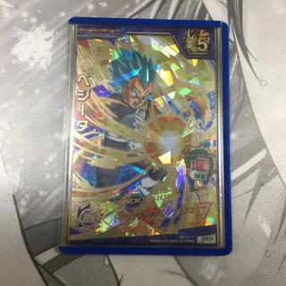 バンダイ(BANDAI)のスーパードラゴンボールヒーローズ ベジータ HGD8-34(シングルカード)
