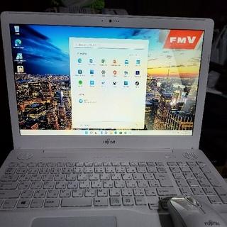 富士通 - 富士通ノートパソコン windows11仕様