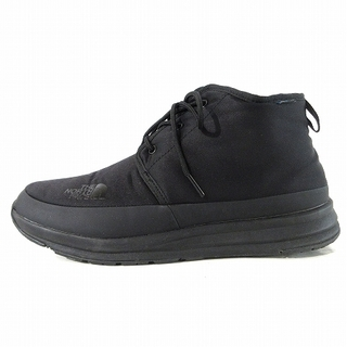 THE NORTH FACE - ザノースフェイス THE NORTH FACE チャッカブーツ NF5208 黒