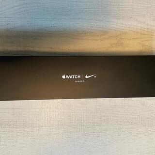 Apple Watch - 【美品】Apple Watch Nike+ Series3 42mm