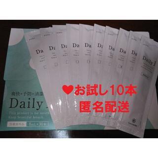 Daily1 デイリーワン マウスウォッシュ 10本