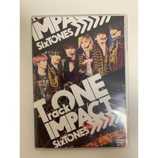 Johnny's -  Disk2なし SixTONES TrackONE IMPACT 通常版