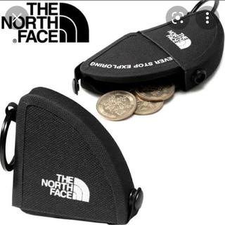 THE NORTH FACE - ノースフェイス ペブルコインワレット