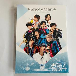 Johnny's - 素顔4 Snow Man盤 DVD 【正規品】