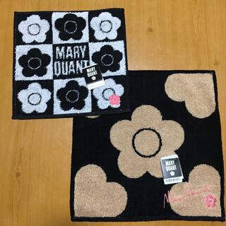 MARY QUANT - マリークワントタオル2枚