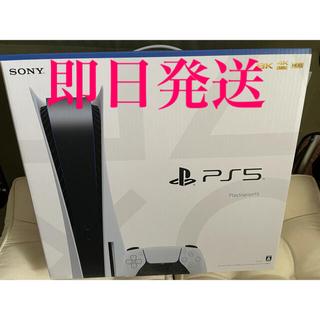 PlayStation - 【新品未開封】ps5 本体 ディスク版