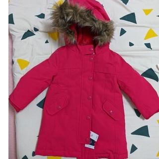 ベビーギャップ(babyGAP)のbabyGAP 女の子 ダウンジャケット 100cm(ジャケット/上着)