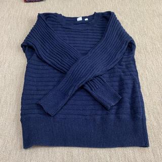 ギャップ(GAP)のGAP セーター 紺(ニット/セーター)