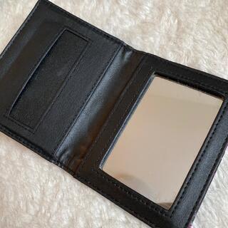 ジルスチュアート(JILLSTUART)の【美品】ジルスチュアート 鏡 油取り紙入れ(ミラー)
