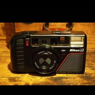 Nikon - ニコンフィルムカメラAD3 ピカイチ3 kodak35mmフィルム付き 電池付き