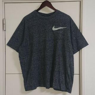 NIKE - NIKE ナイキ Tシャツ 90s古着 スウッシュ ワンポイント