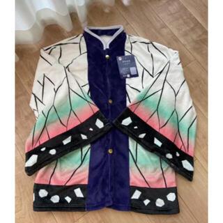 BANDAI - 鬼滅の刃 胡蝶しのぶ 着る毛布 ブランケット 羽織り