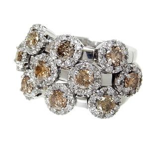 ポンテヴェキオ(PonteVecchio)のポンテヴェキオ Ponte Vecchio ダイヤモンド ファッション【中古】(リング(指輪))