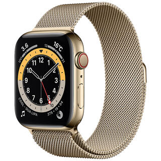 Apple Watch - Apple Watch 6 GPS + Cellular モデル 40mm