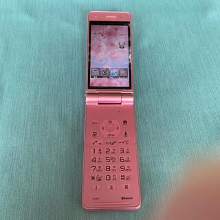 エヌティティドコモ(NTTdocomo)のdocomo ドコモ P01F ジャンク品です(携帯電話本体)