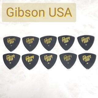 ギブソン(Gibson)のギブソンUSA ギターピック オニギリ H 【10枚】(その他)