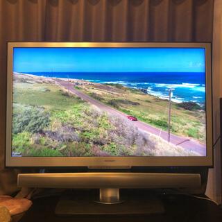 アクオス(AQUOS)のシャープ アクオス lc-52xs1 液晶テレビ(テレビ)