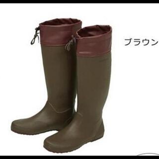 キャプテンスタッグ(CAPTAIN STAG)のCAPTAIN STAG 長靴  22~23cm Sサイズ キャプテンスタッグ(レインブーツ/長靴)