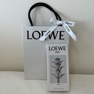 LOEWE - LOEWE ロエベ 香水 001 マン 50ml