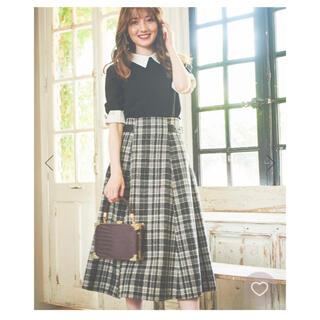 ノエラ(Noela)の【甘水さま】Noela スカート(ひざ丈スカート)