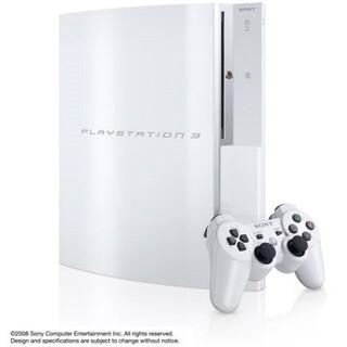 PS3 すぐ遊べる 本体フルセット ホワイト CECHL00 80GB