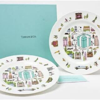 Tiffany & Co. - ティファニー 5thアベニュー プレート 19cm 2枚組