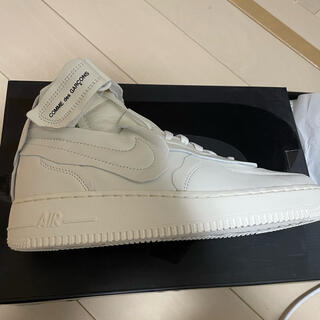 COMME des GARCONS HOMME PLUS - ギャルソン × NIKE コラボ AIR FORCE 1