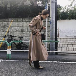 アメリヴィンテージ(Ameri VINTAGE)の【AMERI】PASS CODE  LINE COAT(トレンチコート)