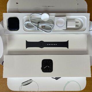 Apple Watch - ☆美品  Apple Watch Series 5  GPSモデル 40mm☆