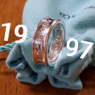 Tiffany & Co. - リング・指輪・ティファニー・Tiffany・Tiffany&co.・ナローリング
