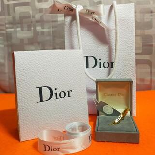 クリスチャンディオール(Christian Dior)のクリスチャンディオール Christian Dior タイピン ゴールド 130(ネクタイピン)