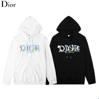 ディオール(Dior)の新品!男女兼用Diorパーカー2枚13000 #17(パーカー)