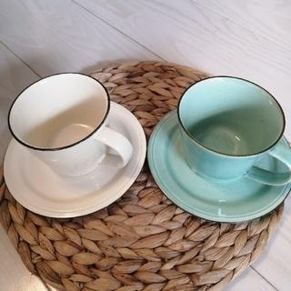 アフタヌーンティー(AfternoonTea)のアフタヌーンティー  カップ&ソーサー(グラス/カップ)