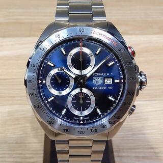 TAG Heuer - 超美品 タグホイヤー フォーミュラー1 キャリバー16 クロノグラフ 腕時計
