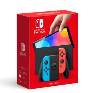 Nintendo Switch - ニンテンドースイッチ 本体 有機ELモデル ネオンカラー