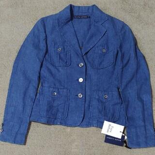 ラルフローレン(Ralph Lauren)のラルフローレン Ralph Lauren ジャケット アウター 麻 コート(テーラードジャケット)