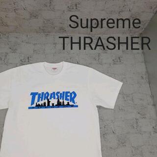 Supreme - Supreme シュプリーム Thrasher Skyline Tee