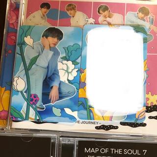 MOS 7 アルバム グク トレカ BTS BT21 COOKY 公式 ユニバ(アイドルグッズ)