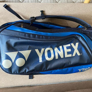 YONEX - YONEX ヨネックス 「ラケットバッグ6 リュック付 テニス6本用