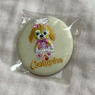 Disney - クッキーアン 缶バッチ