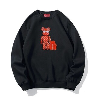 Supreme - 2枚14000円☆スウェット☆supreme2色( シュプリーム)長袖