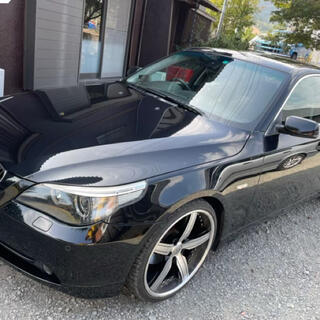 BMW5シリーズ車検2年付き!