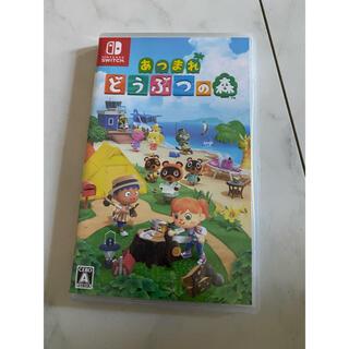 Nintendo Switch - あつ森 Switch ソフト 美品 動作確認済み