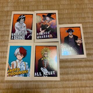 僕のヒーローアカデミア 思い出カードコレクションセット